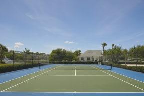 Tennis court  | Bay Harbor