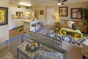 Living room | Monterey Ranch
