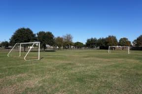 Soccer field | Monterey Ranch