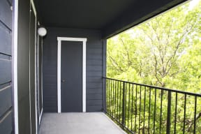 Hill Country views from Austin apartments