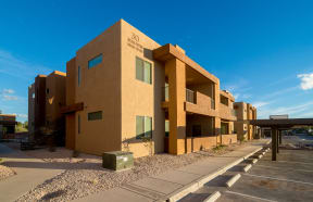 Community exterior | Pima Canyon