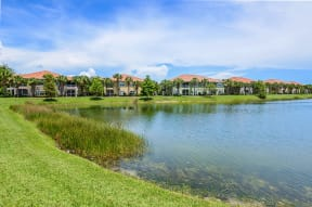 Lakeside walking path   Bay Breeze Villas