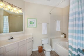 Bathroom    Bay Breeze Villas