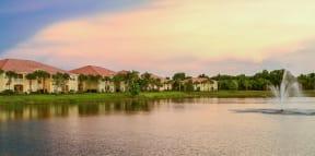 Lakeside views    Bay Breeze Villas