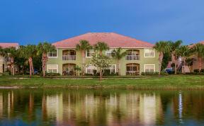 Apartments with lake views    Bay Breeze Villas