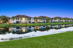 Select apartments offer water views    Bay Breeze Villas