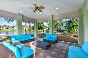 Resort-Style Cabana   Bay Breeze Villas