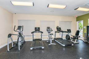 Fitness Center   Bay Breeze Villas