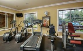Fitness center  | Bay Harbor