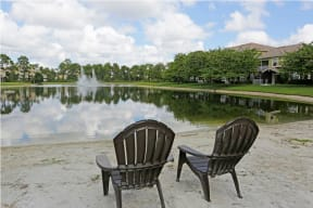 Apartments with lake views | Fort Myers FL