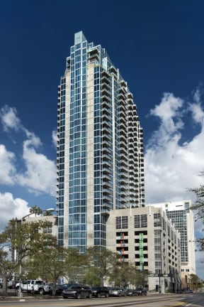 Conveniently located in downtown Tampa | Element