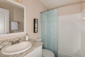 Bathroom    Caribbean Villas