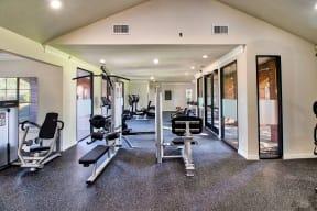Fitness Center   Channings Mark