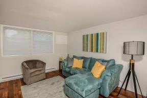 Modern Living Room  Cliffside