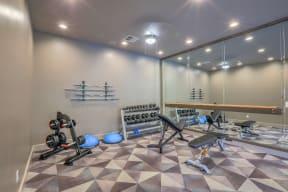 Fitness center | Altezza High Desert