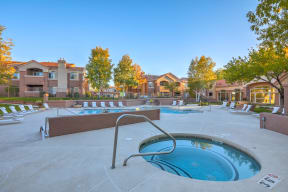 Pool and spa | Altezza High Desert