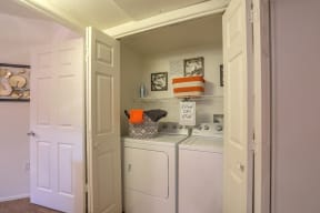 In home washer and dryer | Altezza High Desert