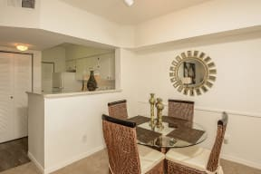 Dining room | Cypress Shores