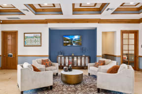 Clubhouse lounge | Floresta