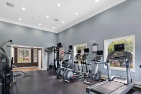 Fitness center | Floresta