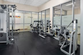 Fitness center | Hartford 21
