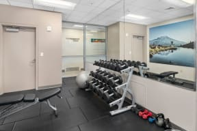 Fitness center| Hartford 21