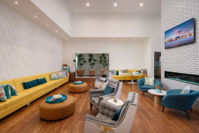 Clubhouse  | District at Rosemary