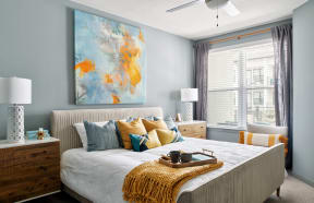Bedroom  | District at Rosemary