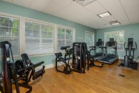 Fitness center    Endicott Green