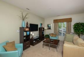 Living room    Endicott Green