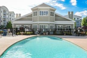 Pool    Endicott Green