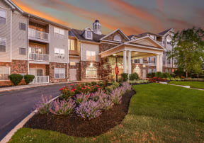 Community exterior  | Highlands at Faxon Woods