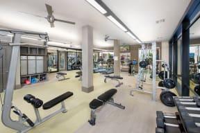 State Of The Art Fitness Center| Rialto