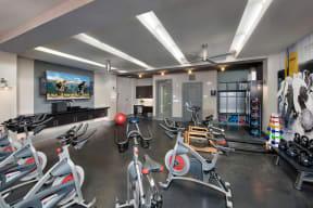 24-Hour Fitness Center |Rialto
