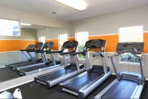 Fitness center  | Cypress Gardens