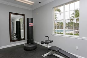 Fitness center | Ashlar