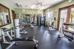 Fitness center | Gateway Club