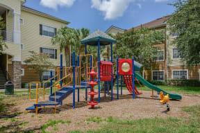 Playground  | Grandeville on Saxon