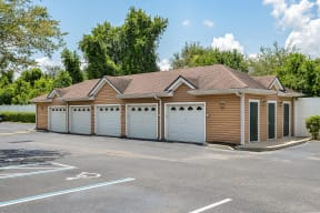 Garages and extra storage available  | Grandeville on Saxon