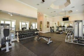 Fitness center  | Grandeville on Saxon