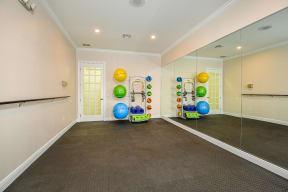 Fitness studio  | Grandeville on Saxon