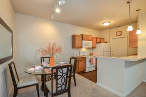 Kitchen and dining area  | Grandeville on Saxon