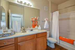bathroom  | Grandeville on Saxon
