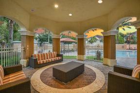 Poolside lounge  | Grandeville on Saxon