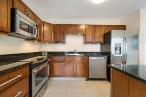 Penthouse kitchen | Hartford 21