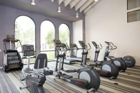 Fitness center | Hilands