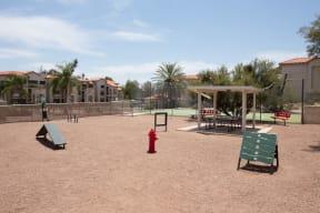 Dog park | Hilands