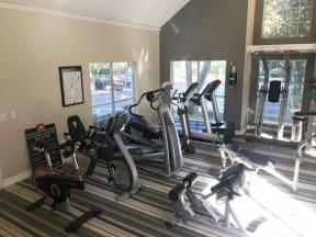 Fitness center | Madison at the Arboretum