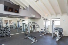 Fitness center | Promontory