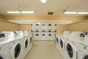 Laundry center | Promontory